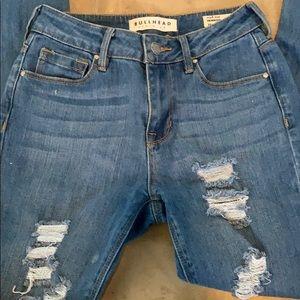 Bullhead Jeans - 3 pairs of skinny jeans